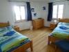 blaues Zimmer mit Variante Einzelbetten