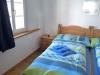 blaues Zimmer mit Variante Doppelbetten